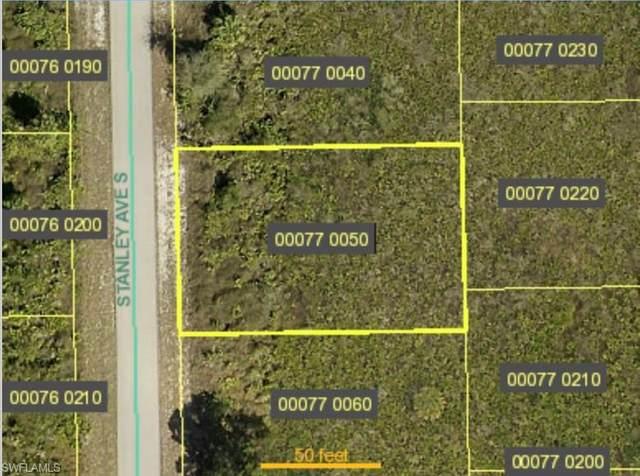 645 Stanley Ave S, Lehigh Acres, FL 33974 (#220060075) :: Caine Premier Properties