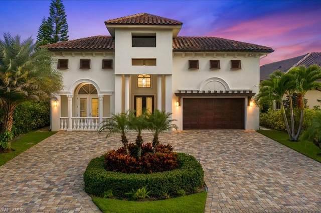 696 Fairway Ter, Naples, FL 34103 (MLS #220060081) :: Clausen Properties, Inc.