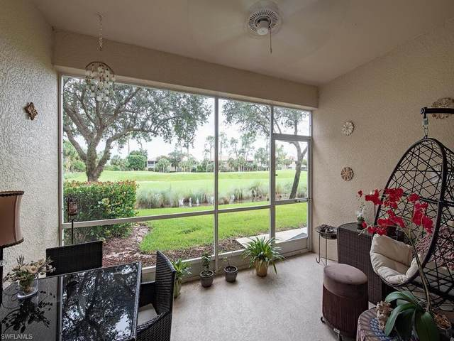 3965 Bishopwood Ct E #103, Naples, FL 34114 (MLS #220060177) :: RE/MAX Realty Group