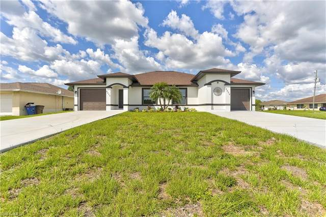 4520 29th St SW, Lehigh Acres, FL 33973 (#220060233) :: Equity Realty