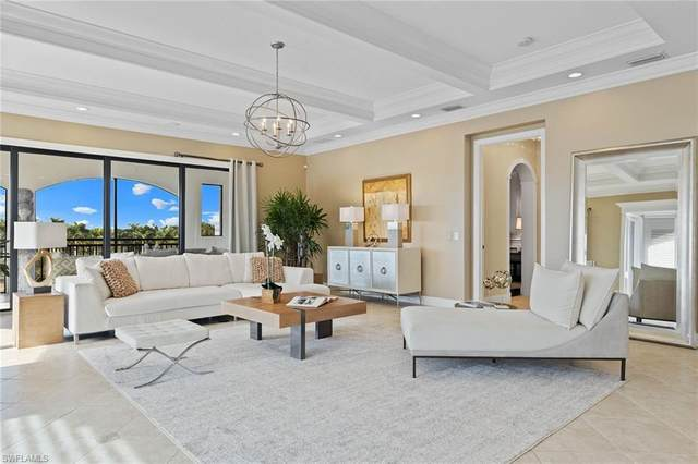 2543 Marquesa Royale Ln 4-302, Naples, FL 34109 (MLS #220060262) :: Clausen Properties, Inc.