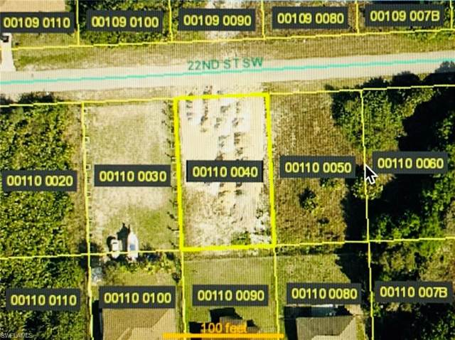 2513 22nd St SW, Lehigh Acres, FL 33976 (MLS #220060275) :: RE/MAX Realty Group