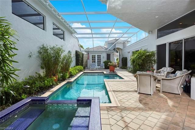 7811 Cocobay Ct #23, Naples, FL 34108 (MLS #220060357) :: Palm Paradise Real Estate