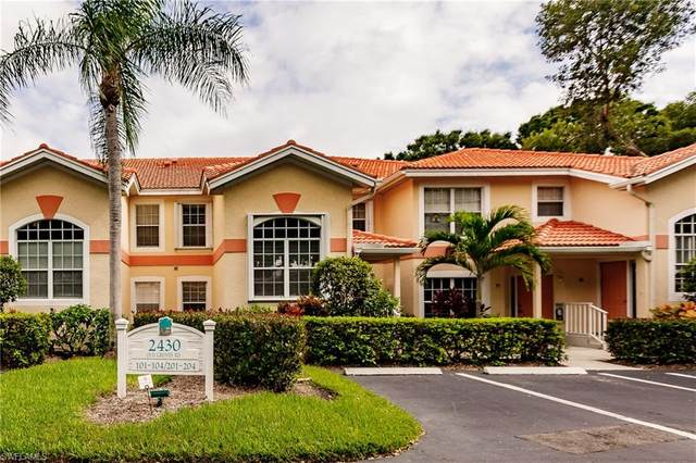 2430 Old Groves Rd S B-103, Naples, FL 34109 (#220060471) :: Jason Schiering, PA