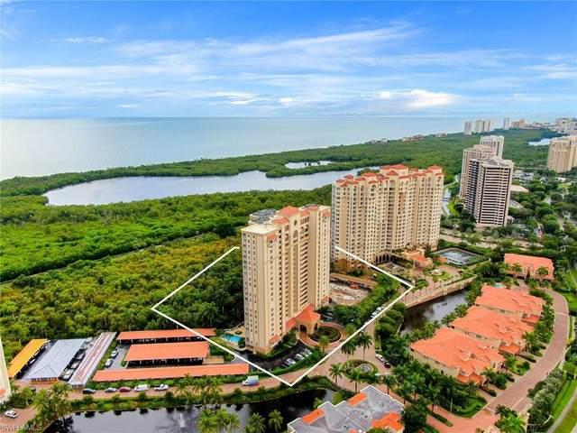 6585 Nicholas Blvd #1103, Naples, FL 34108 (MLS #220060509) :: Dalton Wade Real Estate Group