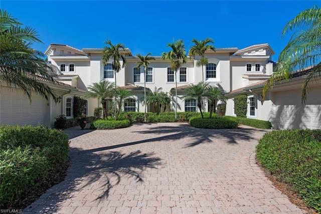 15536 Monterosso Ln #102, Naples, FL 34110 (#220060531) :: Southwest Florida R.E. Group Inc