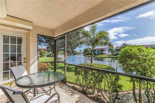 5281 Treetops Dr V-102, Naples, FL 34113 (MLS #220060535) :: Dalton Wade Real Estate Group