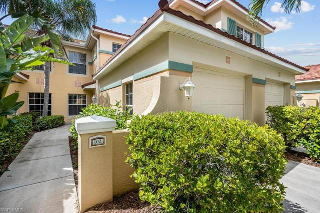 10771 Crooked River Rd #102, Estero, FL 34135 (#220060582) :: Southwest Florida R.E. Group Inc