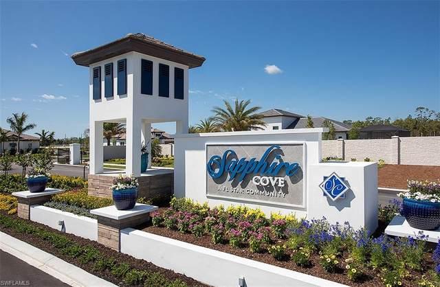 3612 Sapphire Cove Circle Cir, Naples, FL 34114 (MLS #220060615) :: Florida Homestar Team
