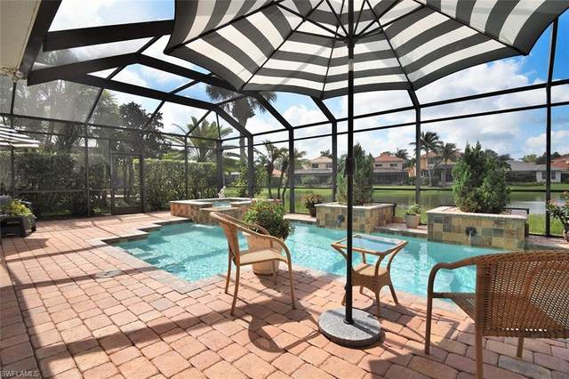 12620 Biscayne Ct, Naples, FL 34105 (#220060668) :: The Dellatorè Real Estate Group