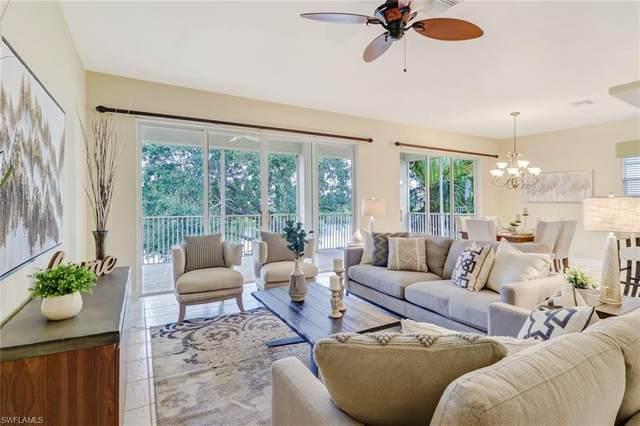 562 Vintage Reserve Ln 20-D, Naples, FL 34119 (#220060703) :: Vincent Napoleon Luxury Real Estate