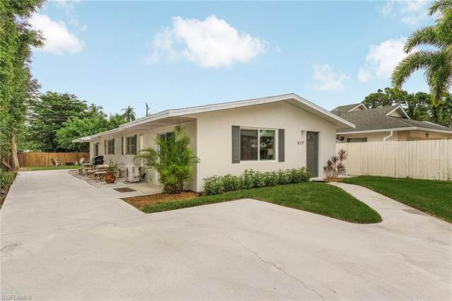 517 108th Ave N, Naples, FL 34108 (MLS #220060719) :: Palm Paradise Real Estate