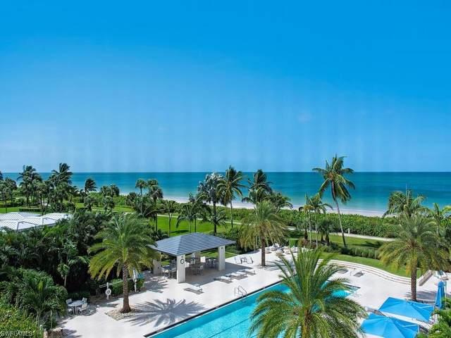 4051 Gulf Shore Blvd N #406, Naples, FL 34103 (MLS #220060785) :: Avantgarde