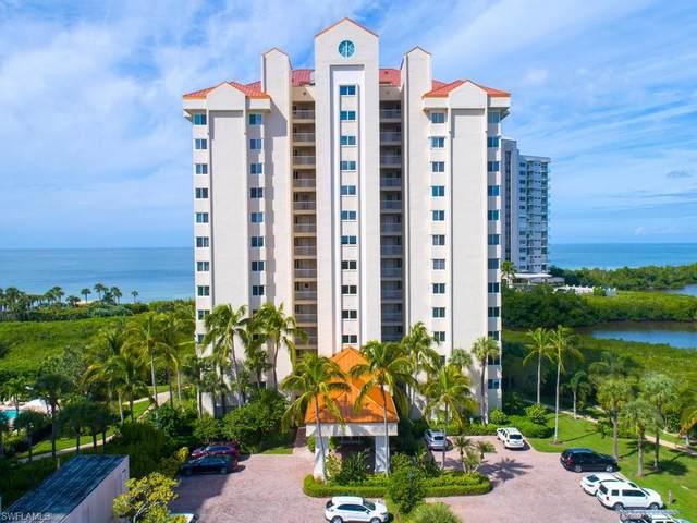 50 Seagate Dr # 1003, Naples, FL 34103 (MLS #220060845) :: Florida Homestar Team