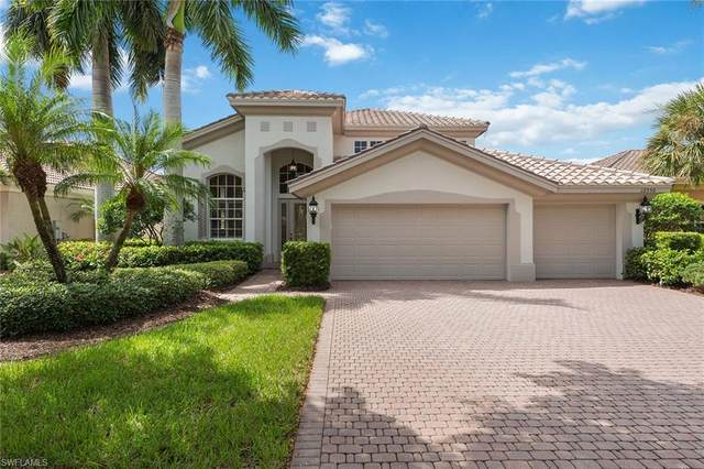 12550 Villagio Way, Fort Myers, FL 33912 (MLS #220060852) :: Eric Grainger | Engel & Volkers