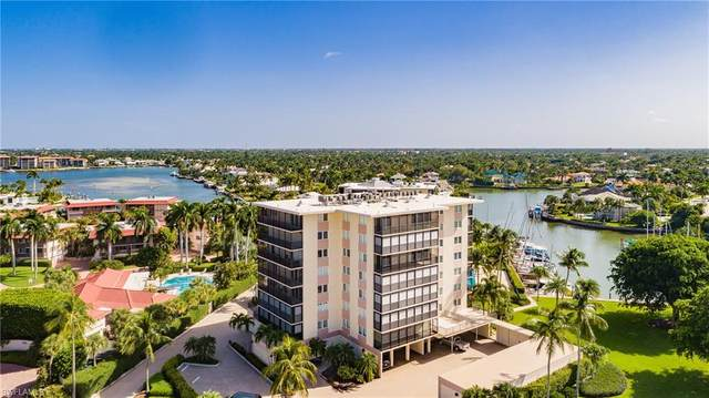 2170 Gulf Shore Blvd N 2-72W, Naples, FL 34102 (MLS #220060872) :: RE/MAX Realty Group