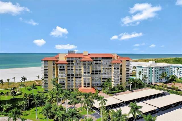 180 Seaview Ct #504, Marco Island, FL 34145 (#220061088) :: Vincent Napoleon Luxury Real Estate