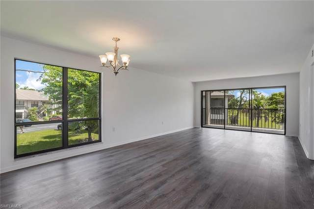 1216 Commonwealth Cir L-201, Naples, FL 34116 (#220061133) :: Equity Realty