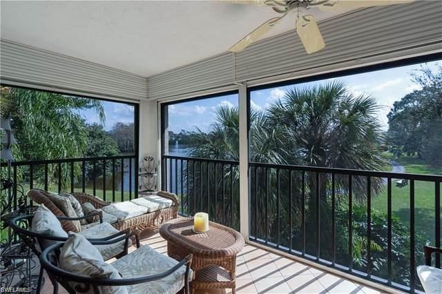 536 Lake Louise Cir B-201, Naples, FL 34110 (#220061158) :: Vincent Napoleon Luxury Real Estate