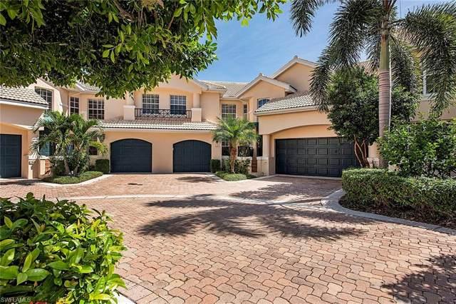 6855 San Marino Dr 209C, Naples, FL 34108 (MLS #220061229) :: Dalton Wade Real Estate Group