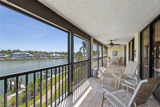 2400 Gulf Shore Blvd N #302, Naples, FL 34103 (#220061271) :: Jason Schiering, PA