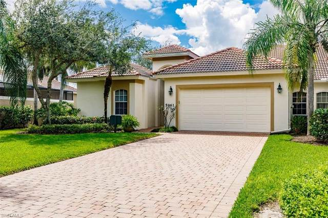 5961 Paradise Cir 1-9, Naples, FL 34110 (MLS #220061306) :: Dalton Wade Real Estate Group
