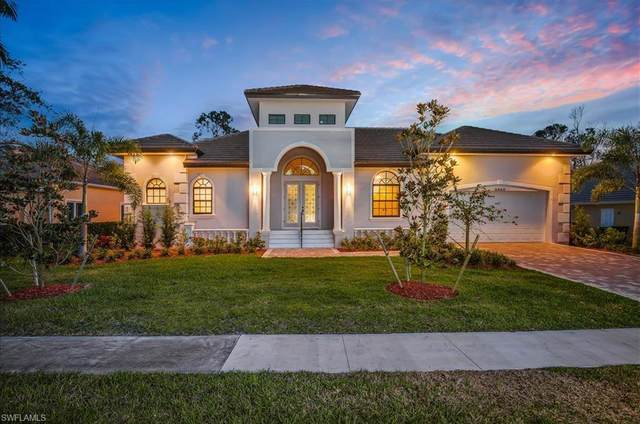 8980 Lely Island Cir, Naples, FL 34113 (#220061378) :: Vincent Napoleon Luxury Real Estate