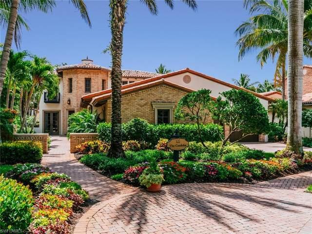 10846 Est Cortile Ct, Naples, FL 34110 (#220061546) :: Southwest Florida R.E. Group Inc