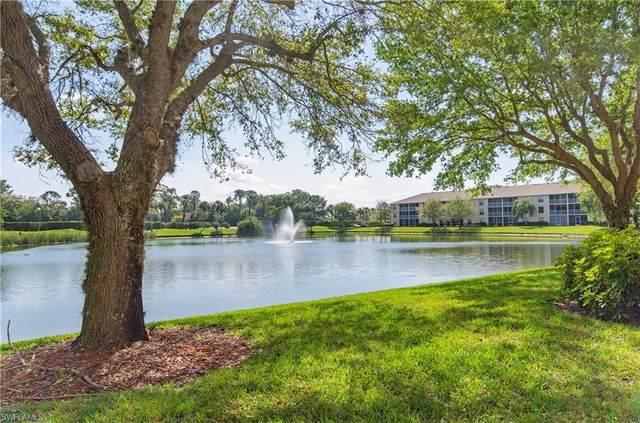 9640 Victoria Ln C-107, Naples, FL 34109 (MLS #220061733) :: Dalton Wade Real Estate Group