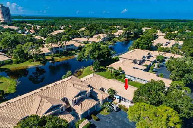 378 Emerald Bay Cir M8, Naples, FL 34110 (#220061759) :: Southwest Florida R.E. Group Inc