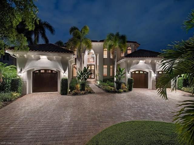 221 Mermaids Bight, Naples, FL 34103 (MLS #220061783) :: Dalton Wade Real Estate Group