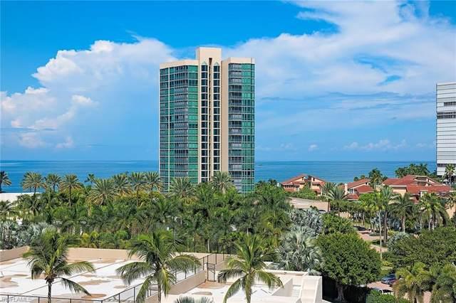 4501 Gulf Shore Blvd N #705, Naples, FL 34103 (MLS #220061913) :: Dalton Wade Real Estate Group
