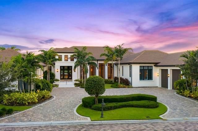16756 Prato Way, Naples, FL 34110 (MLS #220061927) :: Dalton Wade Real Estate Group