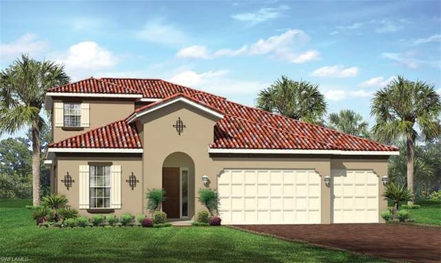 2869 Royal Gardens Ave, Fort Myers, FL 33916 (#220062030) :: The Dellatorè Real Estate Group