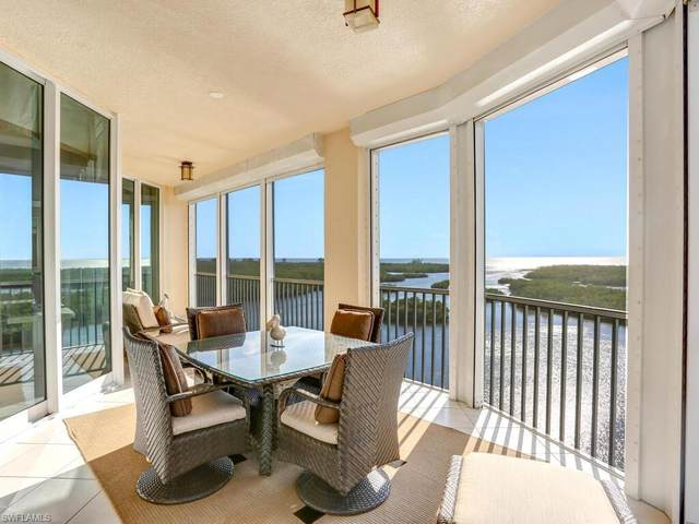435 Dockside Dr #1004, Naples, FL 34110 (MLS #220062044) :: Clausen Properties, Inc.