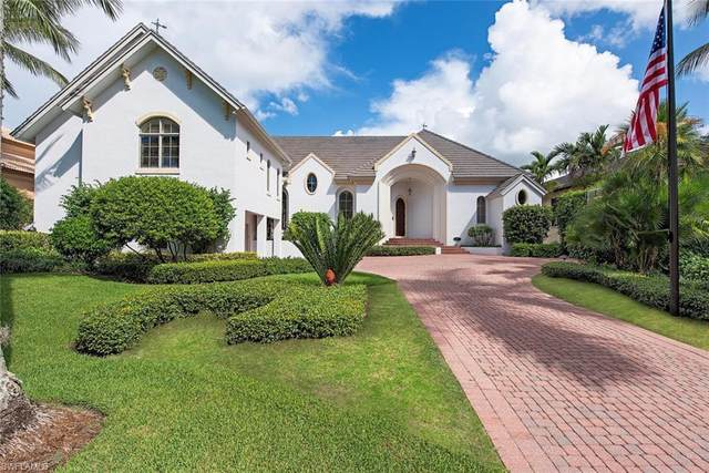 559 15th Ave S, Naples, FL 34102 (#220062092) :: Jason Schiering, PA
