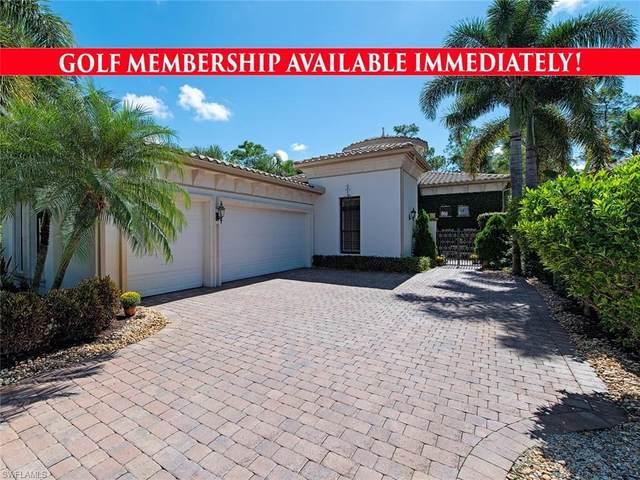 18111 Lagos Way, Naples, FL 34110 (#220062223) :: Southwest Florida R.E. Group Inc