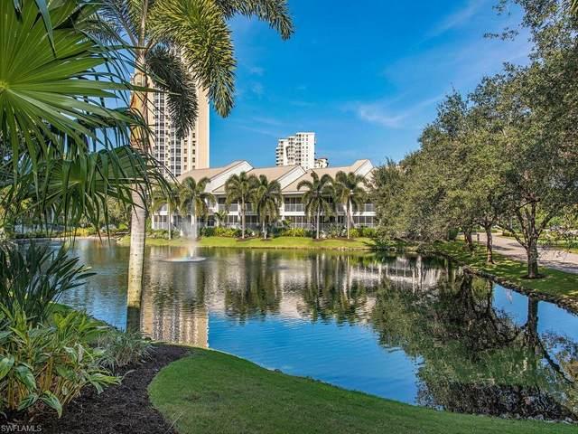 6351 Pelican Bay Blvd S-15, Naples, FL 34108 (MLS #220062230) :: Dalton Wade Real Estate Group