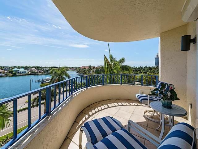 4451 Gulf Shore Blvd N #504, Naples, FL 34103 (#220062301) :: Caine Premier Properties