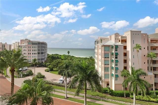 262 Barefoot Beach Blvd #603, Bonita Springs, FL 34134 (MLS #220062302) :: Kris Asquith's Diamond Coastal Group