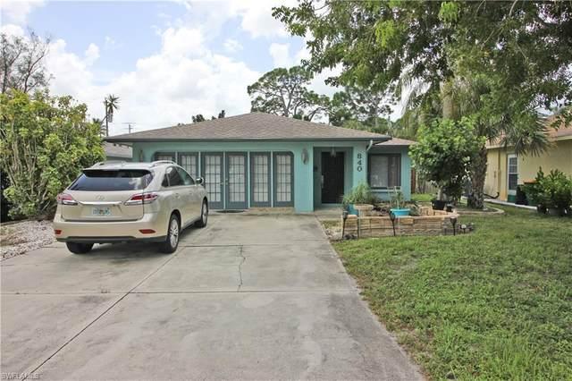 840 92nd Ave N, Naples, FL 34108 (#220062374) :: Jason Schiering, PA