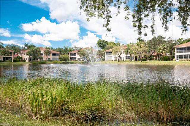 6205 Reserve Cir #1201, Naples, FL 34119 (#220062418) :: Vincent Napoleon Luxury Real Estate