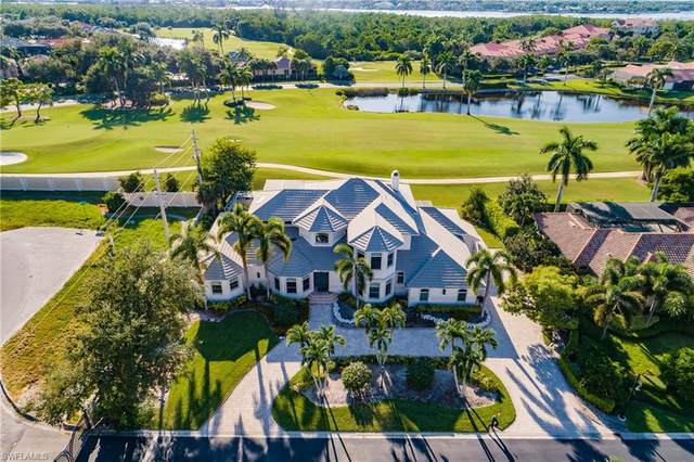 4735 Lighthouse Ln, Naples, FL 34112 (MLS #220062451) :: Realty World J. Pavich Real Estate