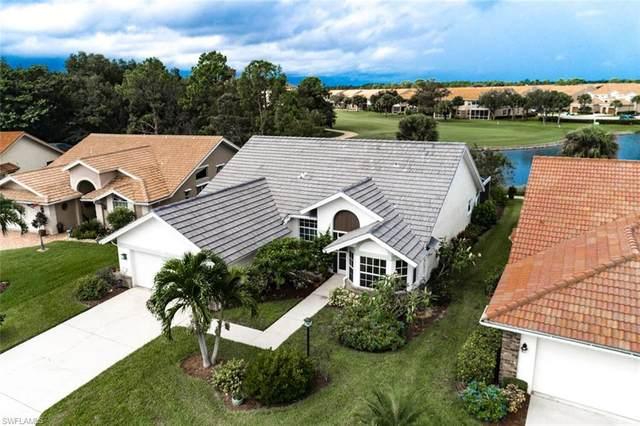 233 Saint James Way, Naples, FL 34104 (MLS #220062747) :: #1 Real Estate Services