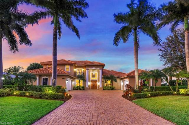 575 Murex Dr, Naples, FL 34102 (#220062820) :: The Dellatorè Real Estate Group