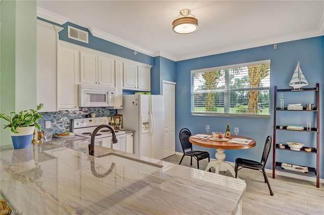6816 Sterling Greens Pl #104, Naples, FL 34104 (MLS #220062993) :: Clausen Properties, Inc.
