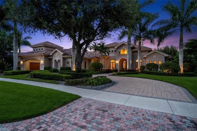 13871 Williston Way, Naples, FL 34119 (#220063222) :: The Dellatorè Real Estate Group