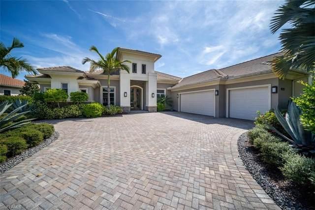 4252 Deephaven Ln, Naples, FL 34119 (#220063223) :: The Dellatorè Real Estate Group