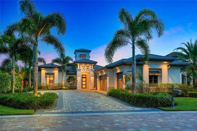 16446 Seneca Way, Naples, FL 34110 (MLS #220063230) :: The Naples Beach And Homes Team/MVP Realty