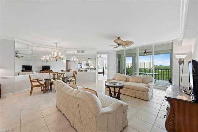 325 Dunes Blvd #604, Naples, FL 34110 (MLS #220063243) :: Eric Grainger | Engel & Volkers